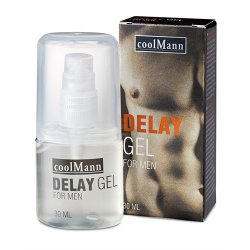 CoolMann Delay Gel ™